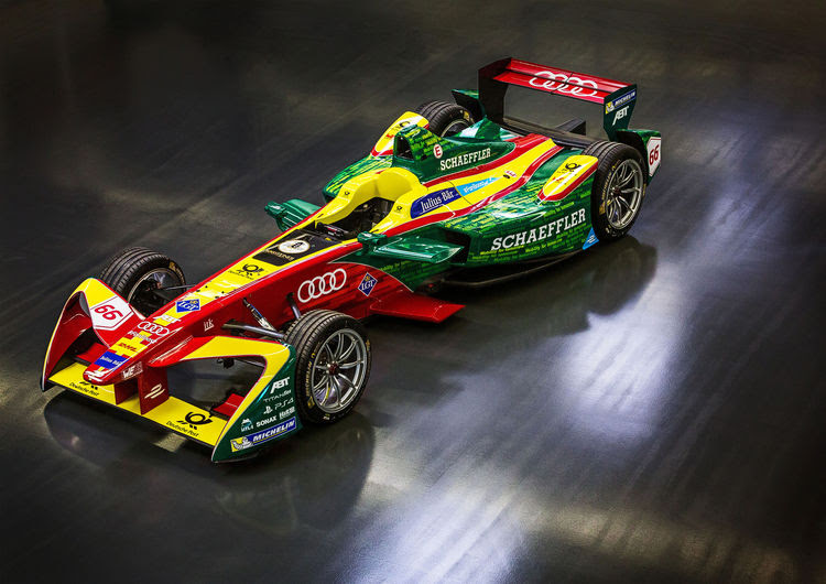 The drivers of Team ABT Schaeffler Audi Sport are Daniel Abt (Germany) and Lucas di Grassi (Brazil) who are now tackling their third joint Formula E season as teammates.