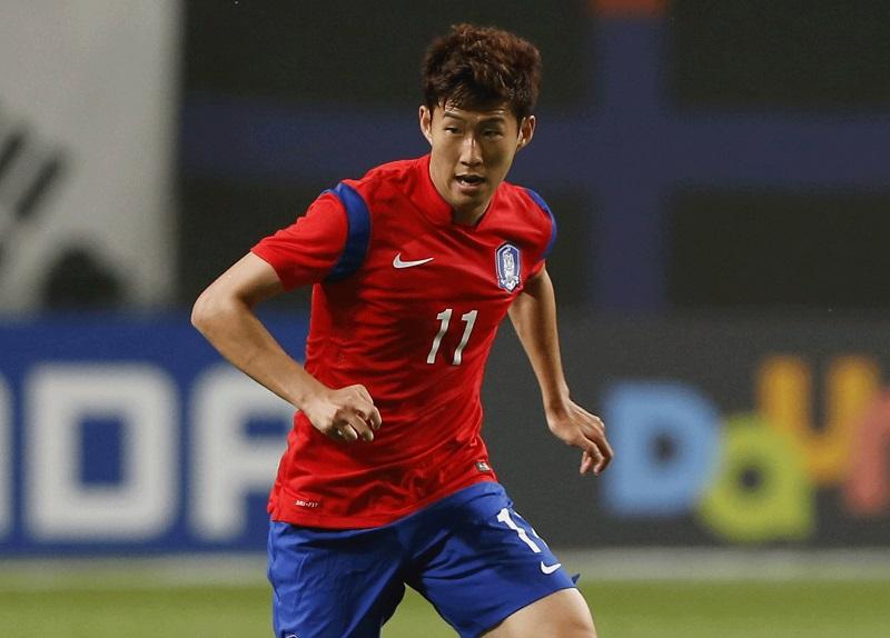 son-heung-min south korea