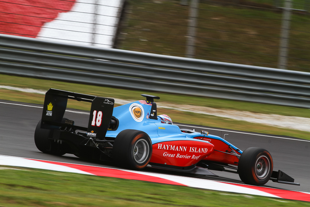 2016 Formula 1 Malaysia Grand Prix - Akash Neil Nandy