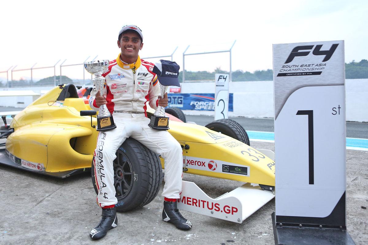 2016 Formula 4 South East Asia Championship F4SEA