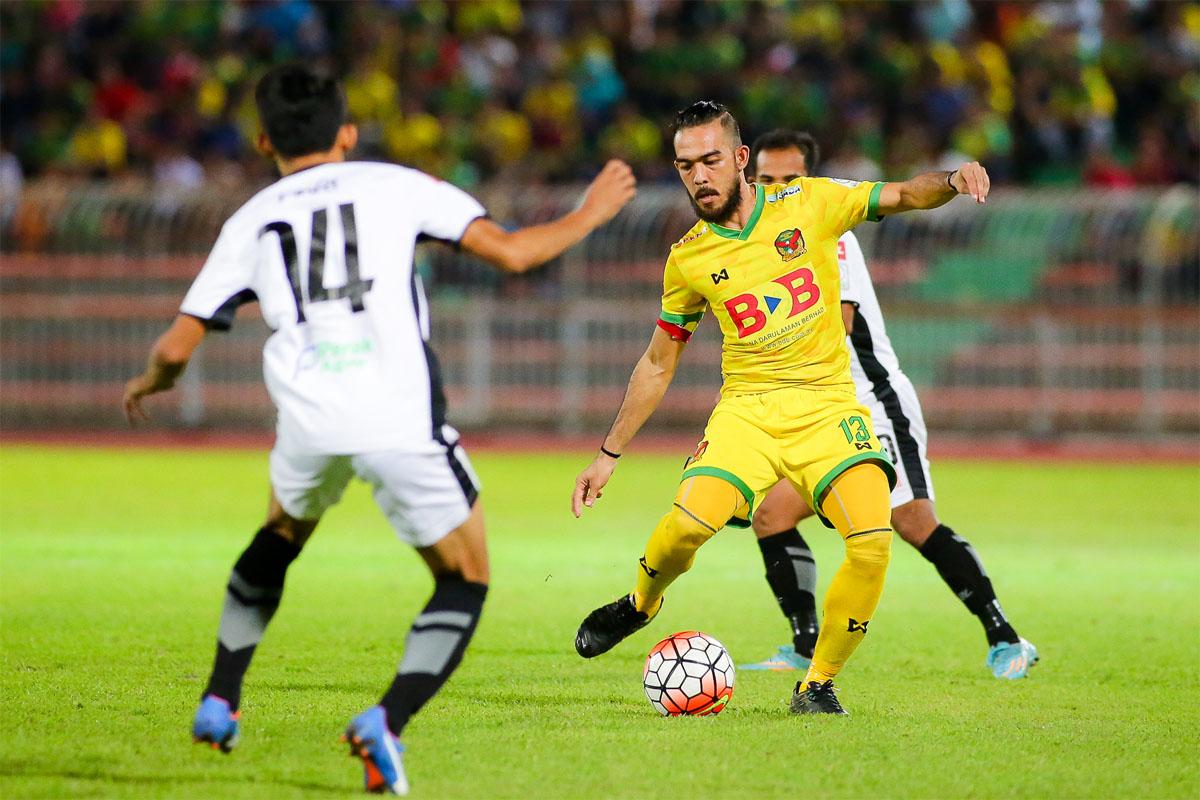 2016 Kedah FA - Khairul Helmi