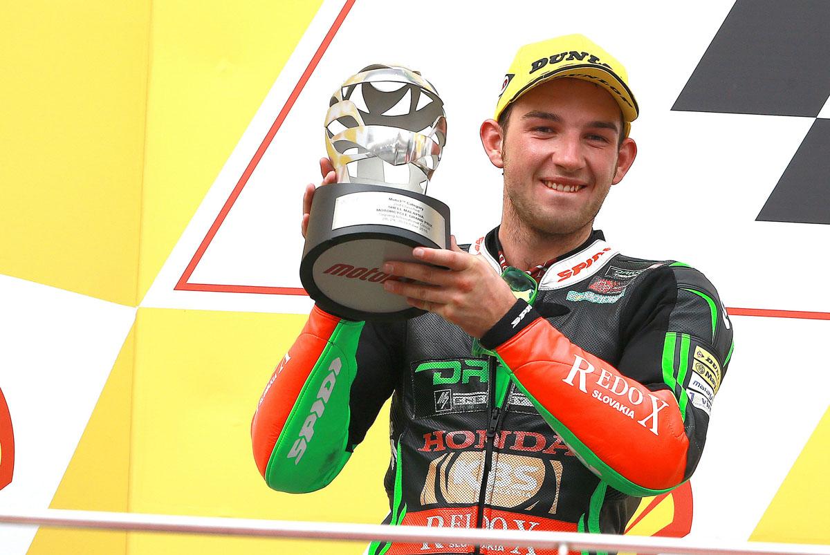 2016 Moto3 Sepang International Circuit DRIVE M7 SIC Racing Team - Jakub Kornfeil