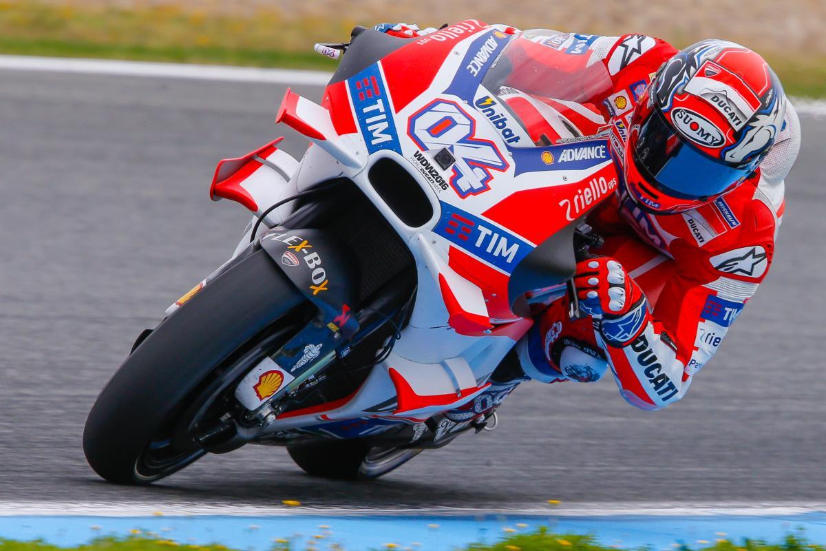 2016 MotoGP Ducati -Andrea Dovizioso