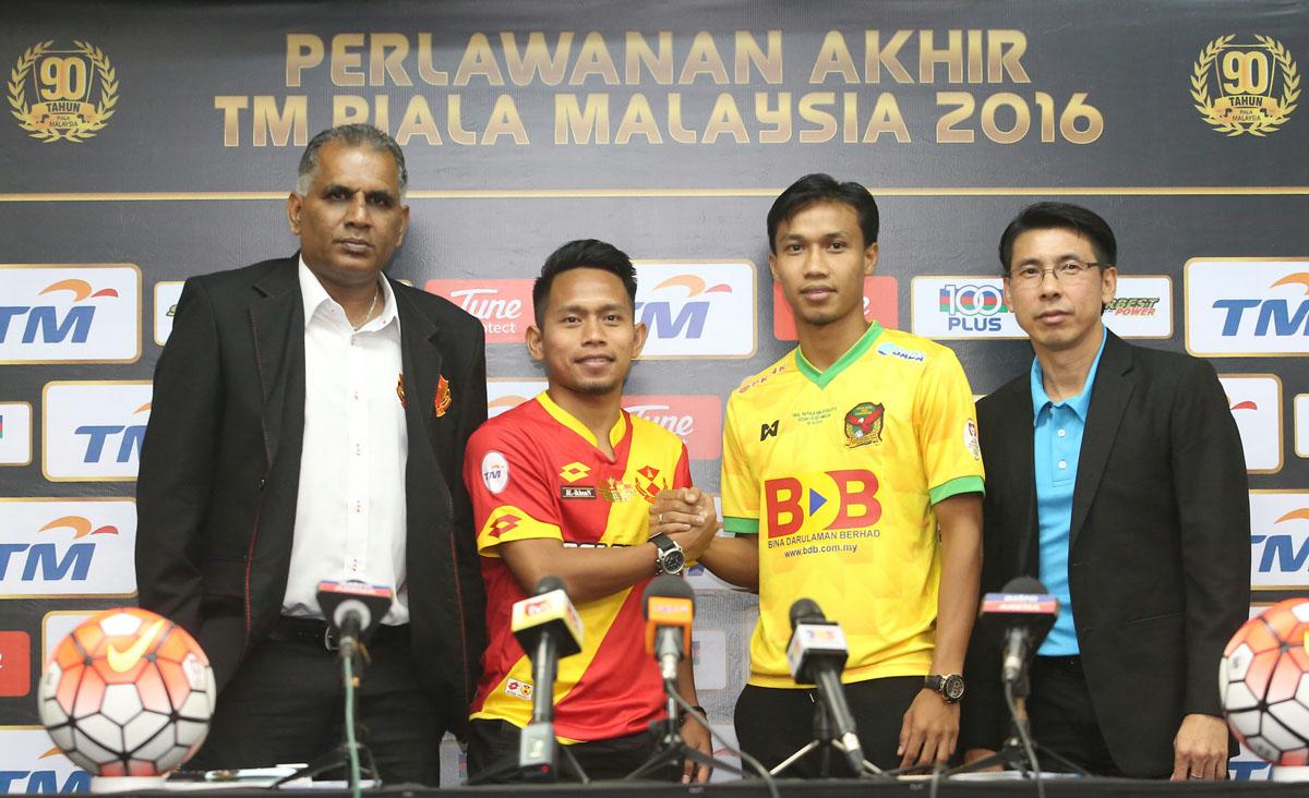 2016 Piala Malaysia Akhir - Kedah vs Selangor