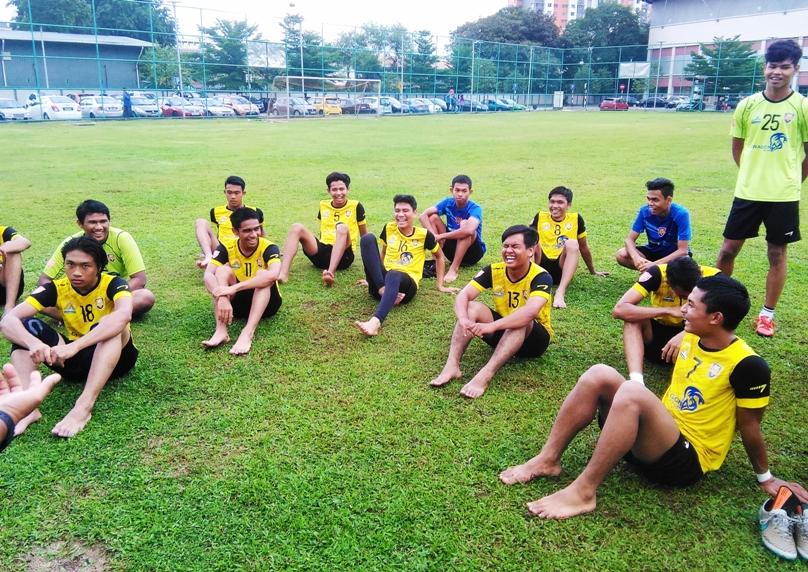 pemain-jeonsa-ceria-setelah-mencatat-kemenangan-4-1-ke-atas-team-forces