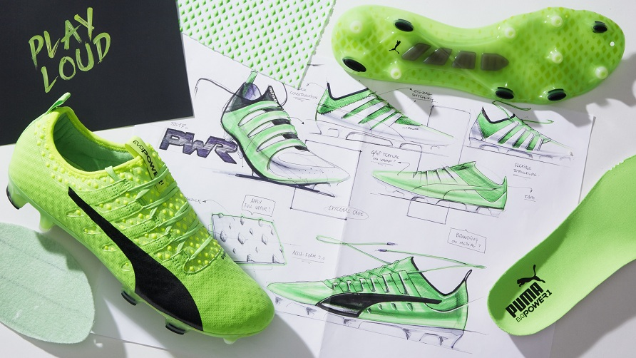 Most Technical evoPOWER Boot Ever Marks New Era for Global Sports Brand
