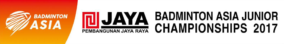 Pembangunan Jaya Raya Badminton Asia Junior Championship 2017