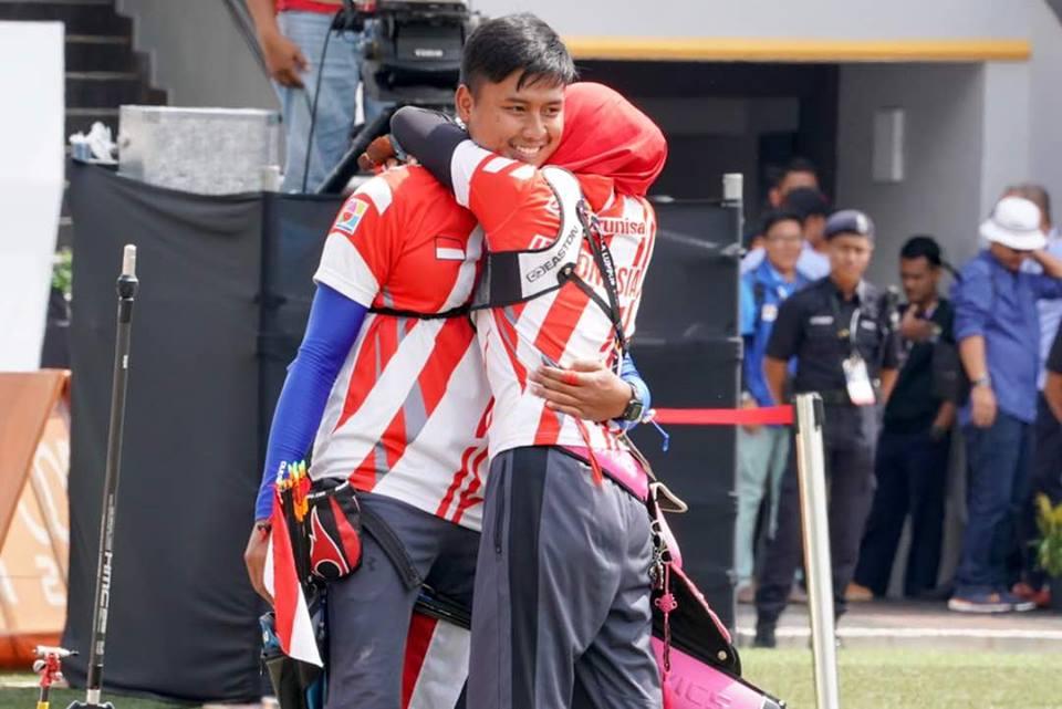 29th SEA Games KL2017 Memanah Archery - Indonesia