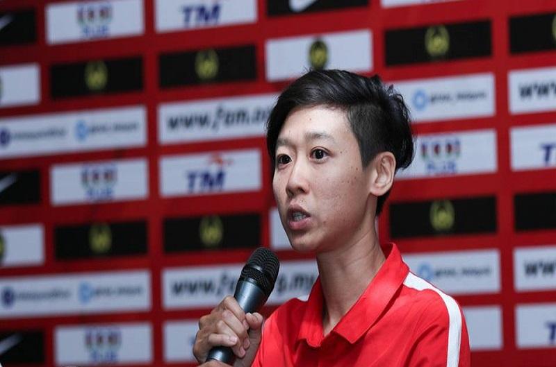 SEA Games KL2017 Football: Singapore's Team Captain, Nur Izyani Noorghani