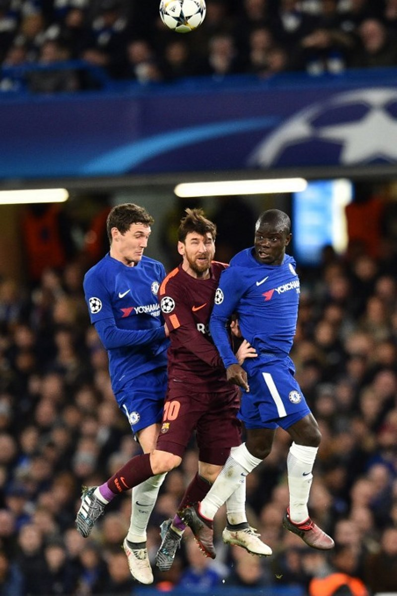 Conte and Valverde go head-to-head as Chelsea look to upset Barca -  Sports247